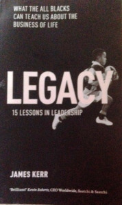 Legacy sideways